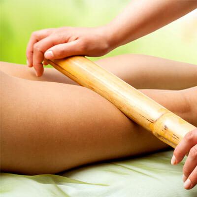 Massage aux bambous à Repentigny