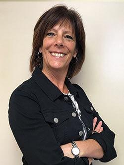 Marie-Josée Cusson Secrétaire/réceptionniste